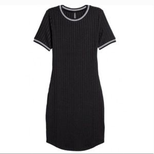 H&M Divided Ribbed Bodycon Dress